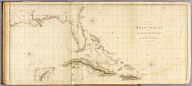 Chart of the West Indies and Spanish Dominions in North America. (Sheet 1). By A. Arrowsmith. 1803. Hydrographer to H.R.H. the Prince of Wales. Additions to 1810. London, Published June 1st, 1803 by A. Arrowsmith, 10 Soho Square. Jones, Smith & Co. sc., Beaufort Buildgs., Strand.