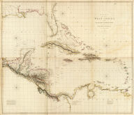 (Composite of) Chart of the West Indies and Spanish Dominions in North America. By A. Arrowsmith. 1803. Hydrographer to H.R.H. the Prince of Wales. Additions to 1810. London, Published June 1st, 1803 by A. Arrowsmith, 10 Soho Square. Jones, Smith & Co. sc., Beaufort Buildgs., Strand.