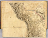 (Outlines of the physical and political divisions of South America: Sheet 3. Delineated by A. Arrowsmith, partly from scarce and original documents, published before the year 1806 but principally from manuscript maps & surveys made between the years 1771 and 1806, corrected from accurate astronomical observations to 1810) London, Published 4th January 1811 by A. Arrowsmith, No. 10 Soho Square, (Hydrographer to H.R. H. the Prince of Wales. Additions to 1814, 1817. Engraved by Edwd. Jones)