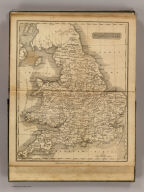 England & Wales. Philad., Published by M. Carey & Son, 1820. (1825)