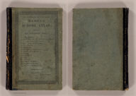 (Covers to) Carey's School atlas, containing the following maps: ... Philadelphia: H.C. Carey & I. Lea -- Chestnut Street. 1825. Price one dollar plain, and 125 cents coloured.