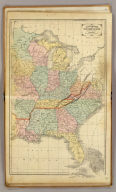 Southern and Western States. Designed to accompany Cornell's High school geography. Entered ... 1855, by S.S. Cornell ... Southern District of New York. New York: D. Appleton & Co., 443 & 445 Broadway. (1864)