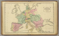 Western, Central & Southern continental Europe. Designed to accompany Cornell's High school geography. Entered ... 1855, by S.S. Cornell ... Southern District of New York. New York: D. Appleton & Co., 443 & 445 Broadway. (1864)