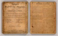 (Covers to) Fitch's mapping plates, designed for learners in geography, being a collection of plates prepared for delineating maps of the World, and countries forming its principal subdivisions ... By George W. Fitch. New York: Sheldon, Blakeman and Company, 115 Nassau Street. Entered ... 1850, by Huntington and Savage ... New York.