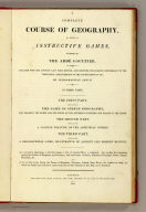 Title Page: Complete course of geography.