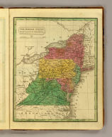 The Middle States, Maryland & Virginia. J.H. Young Sc. (Philadelphia: John Grigg, No. 9 North Fourth Street. 1830)