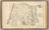 Part of ward 1, city of Providence. Vol. 1, plate B. Entered according to act of Congress in the year 1875 by G.M. Hopkins, in the office of the Librarian of Congress at Washington, D.C.