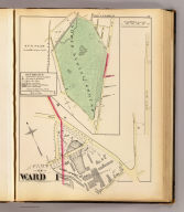 Part of ward 1, (city of Providence). Vol. 1, plate D. Entered according to act of Congress in the year 1875 by G.M. Hopkins, in the office of the Librarian of Congress at Washington, D.C.