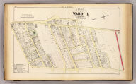 Part of ward 1, city of Providence. Vol. 1, plate G. Entered according to act of Congress in the year 1875 by G.M. Hopkins, in the office of the Librarian of Congress at Washington, D.C.