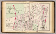 Part of ward 2, city of Providence. Vol. 1, plate L. Entered according to act of Congress in the year 1875 by G.M. Hopkins, in the office of the Librarian of Congress at Washington, D.C.