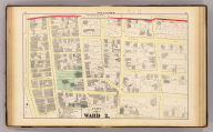 Part of ward 2, (city of Providence). Vol. 1, plate M. Entered according to act of Congress in the year 1875 by G.M. Hopkins, in the office of the Librarian of Congress at Washington, D.C.