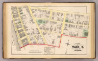 Part of ward 2, city of Providence. Vol. 1, plate O. Entered according to act of Congress in the year 1875 by G.M. Hopkins, in the office of the Librarian of Congress at Washington, D.C.