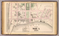 Part of ward 3, city of Providence. Vol. 1, plate R. Entered according to act of Congress in the year 1875 by G.M. Hopkins, in the office of the Librarian of Congress at Washington, D.C.