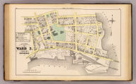 Part of ward 3, city of Providence. Vol. 1, plate S. Entered according to act of Congress in the year 1875 by G.M. Hopkins, in the office of the Librarian of Congress at Washington, D.C.