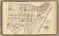 Part of ward 5, city of Providence. Vol. 2, plate A. Entered according to act of Congress in the year 1875 by G.M. Hopkins, in the office of the Librarian of Congress at Washington, D.C.