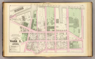 Part of ward 5, city of Providence. Vol. 2, plate C. Entered according to act of Congress in the year 1875 by G.M. Hopkins, in the office of the Librarian of Congress at Washington, D.C.