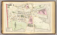 Part of ward 5, (city of Providence). Vol. 2, plate E. Entered according to act of Congress in the year 1875 by G.M. Hopkins, in the office of the Librarian of Congress at Washington, D.C.