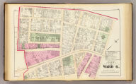 Part of ward 6, (city of Providence). Vol. 2, plate G. Entered according to act of Congress in the year 1875 by G.M. Hopkins, in the office of the Librarian of Congress at Washington, D.C.