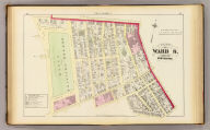 Part of ward 8, city of Providence. Vol. 2, plate J. Entered according to act of Congress in the year 1875 by G.M. Hopkins, in the office of the Librarian of Congress at Washington, D.C.