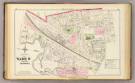 Part of ward 8, city of Providence. Vol. 2, plate K. Entered according to act of Congress in the year 1875 by G.M. Hopkins, in the office of the Librarian of Congress at Washington, D.C.