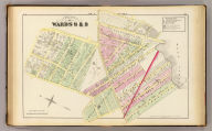 Part of wards 8 & 9, (city of Providence). Vol. 2, plate L. Entered according to act of Congress in the year 1875 by G.M. Hopkins, in the office of the Librarian of Congress at Washington, D.C.
