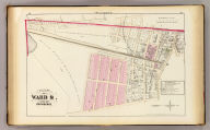 Part of ward 8, city of Providence. Vol. 2, plate M. Entered according to act of Congress in the year 1875 by G.M. Hopkins, in the office of the Librarian of Congress at Washington, D.C.