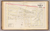 Part of ward 9, city of Providence. Vol. 2, plate Q. Entered according to act of Congress in the year 1875 by G.M. Hopkins, in the office of the Librarian of Congress at Washington, D.C.