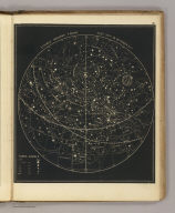 Visible heavens from July 22nd to October 31st. (By Asa Smith. New York: Cady & Burgess, 60 John Street. 1850)