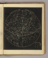 Visible heavens from November 1st to Jany. 20th. (By Asa Smith. New York: Cady & Burgess, 60 John Street. 1850)
