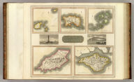 Remote British islands. Drawn & engraved by N.R. Hewitt, Grafton Strt., East Tottenham Court Road. Drawn & engraved for Thomson's New general atlas. Jany. 1st, 1817.