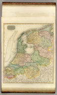 Holland. Neele sculpt., London. Drawn & engraved for Thomson's New general atlas, 16th Septr. 1814.