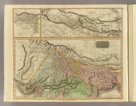 Northern Hindostan. (with) Cabul. (with) Napaul. S.J. Neele sculp., 352 Strand. Drawn & engraved for Thomson's New general atlas, 1817.