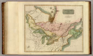 Canada and Nova Scotia. Engd. by W. Dassauville, Edinr. (Drawn & engraved for Thomson's New general atlas, 1817)