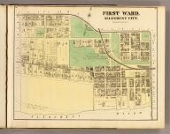 First ward, Allegheny City. (1872)
