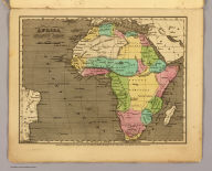 Africa and the Atlantic Ocean. Entered ... 1836, by Eleazer Huntington ... Connecticut.