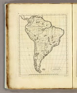 South America. E.P. delint. Mutlow Sc., Russell Cot. (1804)