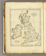 Insulae Britannicae. The British Isles. E.P. delint. S.I. Neele sculp, 352 Strand. Published June 15th 1804 by the Revd. E. Patteson, M.A., Richmond, Surrey.