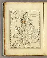 England and Wales. E.P. delint. Mutlow, Sc., Russell Cot. (1804)