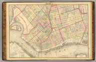 Section 2 (Farm line map of the city of Brooklyn. Compiled and drawn by Henry Fulton. 1874)