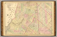 Section 4 (Farm line map of the city of Brooklyn. Compiled and drawn by Henry Fulton. 1874)
