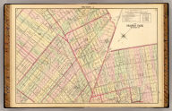 Section 5 (Farm line map of the city of Brooklyn. Compiled and drawn by Henry Fulton. 1874)