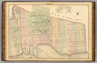 Section 6 (Farm line map of the city of Brooklyn. Compiled and drawn by Henry Fulton. 1874)