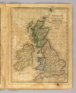 Britain of the United Kingdom of England, Scotland and Ireland. H. Morse Sc. Published by Cummings & Hilliard, No. 1 Cornhill, Boston. (ca. 1821)