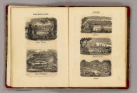 Village--City. Indian village, city of Timbuctoo. Cities. Quebec, Buenos Ayres, Mecca. (Boston: Gray & Bowen ... 1831)