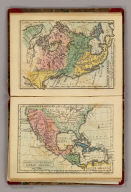 Mexico, Guatemala & West Indies. North America. G. Boynton Sc. Entered ... by S.G. Goodrich of Massachusetts. (Boston: Gray & Bowen ... 1831)