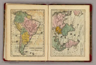 South America. Atlantic Ocean. G. Boynton Sc. Entered ... by S.G. Goodrich of Massachusetts. (Boston: Gray & Bowen ... 1831)