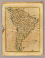 South America. Published by Cummings & Hilliard, No. 1, Cornhill. H. Morse Sc. (1821?)