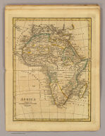 Africa. Published by Cummings & Hilliard, No. 1, Cornhill, Boston. H. Morse Sc. (1821?)
