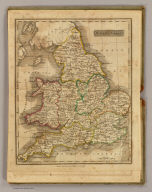 England & Wales. Philad. Published by M. Carey and Son, 1820.