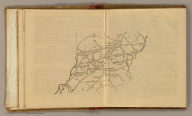(Map of parts of Indiana, Ohio and Kentucky. Raleigh: Branson, Farrar & Co., Publishers. Biblical Recorder Print. 1863)